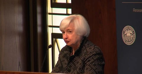2015 Conference Highlights Video, Janet Yellen, Chair of the Board of Governors of the Federal Reserve System